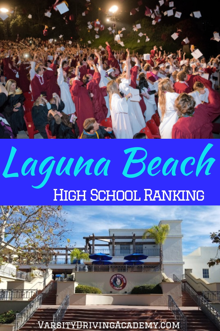 Looking at academics, equity, and the environment we can figure out how well Laguna Beach High School ranking actually is in the state.