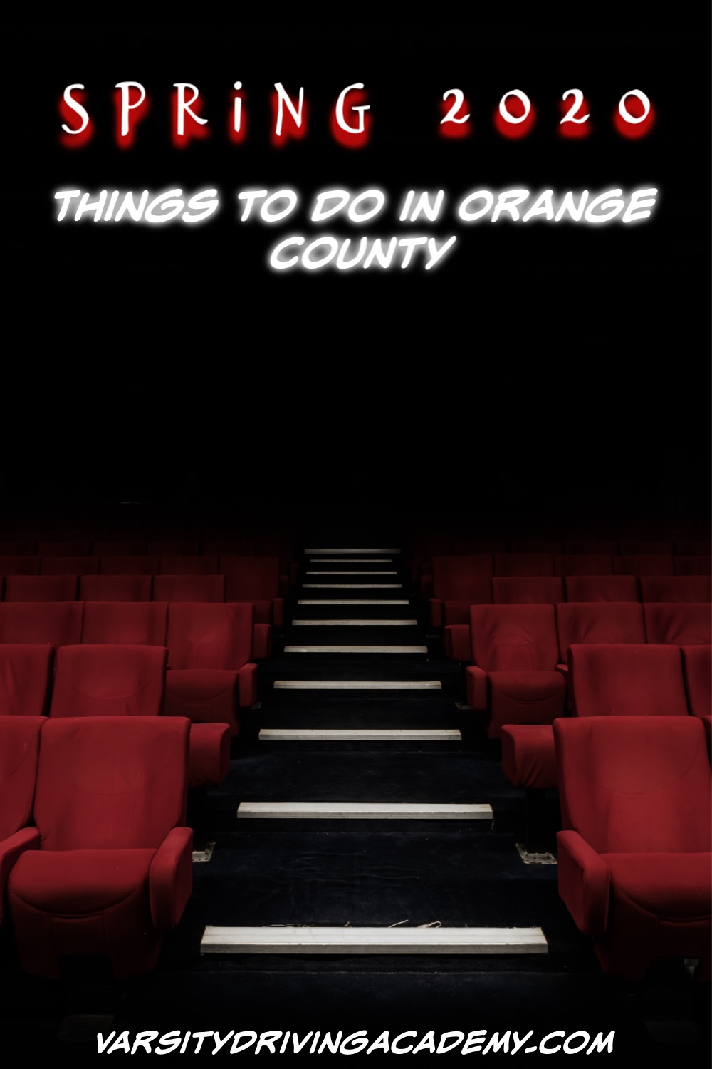 Get ready to experience spring at one of the best spring 2020 things to do in Orange County with family, friends, and neighbors.