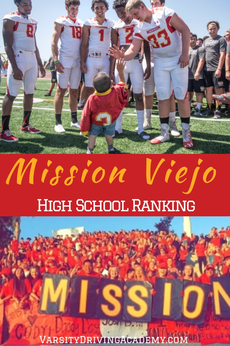 Find out more about the Mission Viejo High School ranking and find out where improvements can be made and where none are needed.