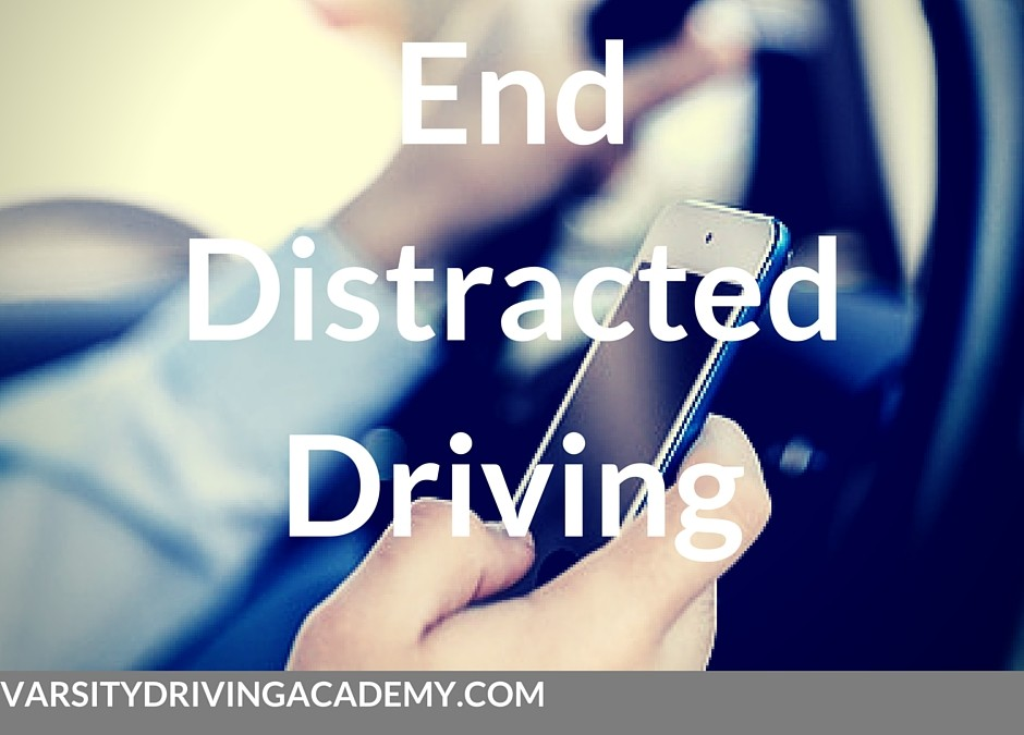 National Distracted Driving Awareness Month Feature
