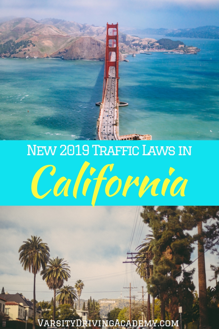 If you want to make sure that you follow all of the laws you will need to know the new 2019 California traffic laws and understand them completely.