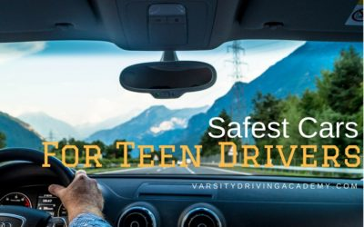 5 Safest Cars for Teen Drivers