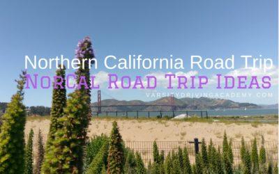 Northern California Road Trip Ideas: Beautiful NorCal Road Trips