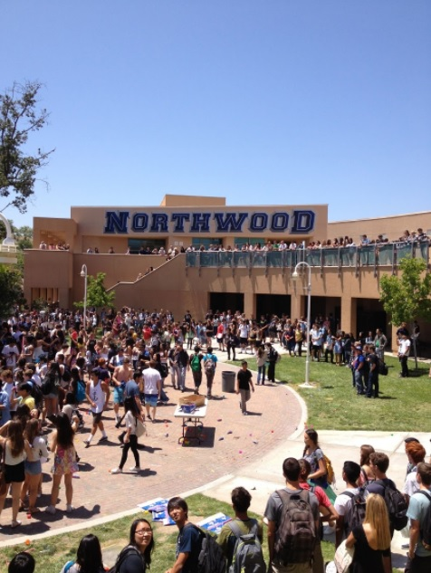 Irvine is a great place for families to call home and Northwood High School is a prime example of what makes Irvine so amazing.