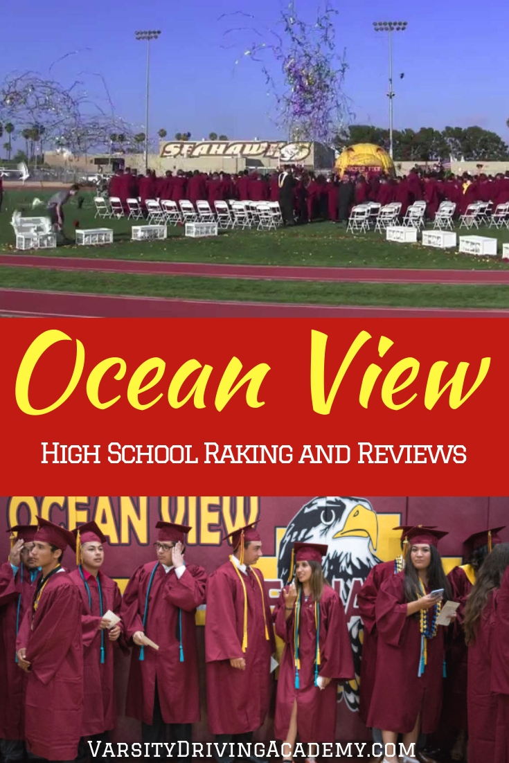 Taking a look at things like academics, equity and environment we can better determine what the Ocean View High School ranking means.
