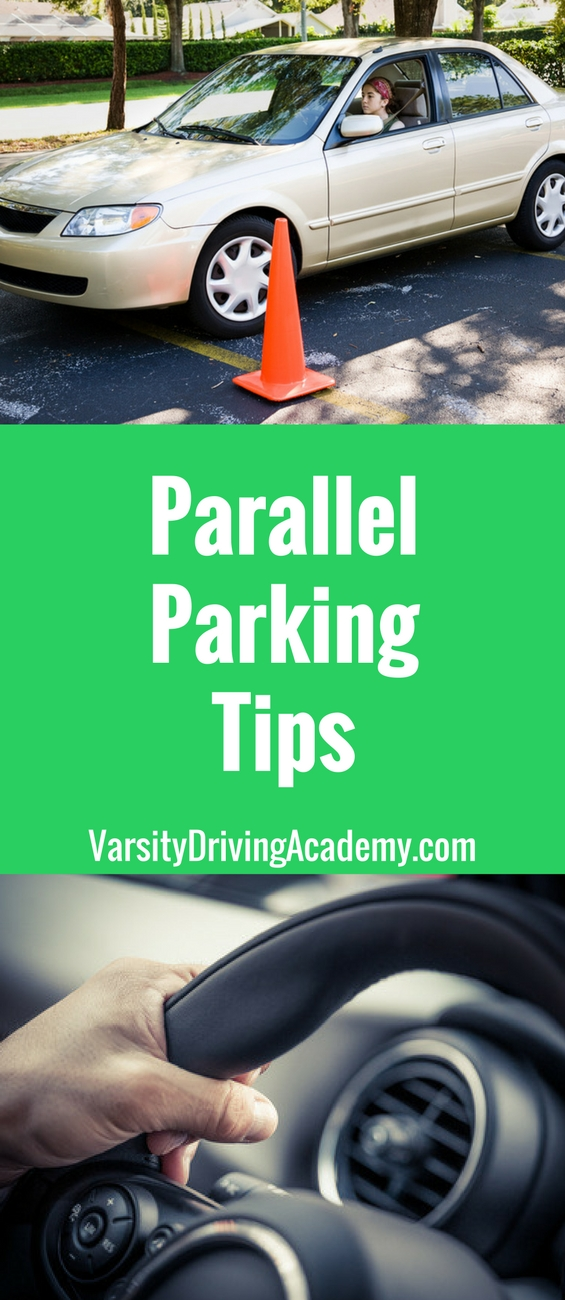parallel parking tips varsity driving academy 1 rated orange county driving school. Black Bedroom Furniture Sets. Home Design Ideas