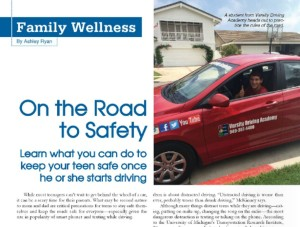Varsity Driving Academy in Parenting OC Feb 2015