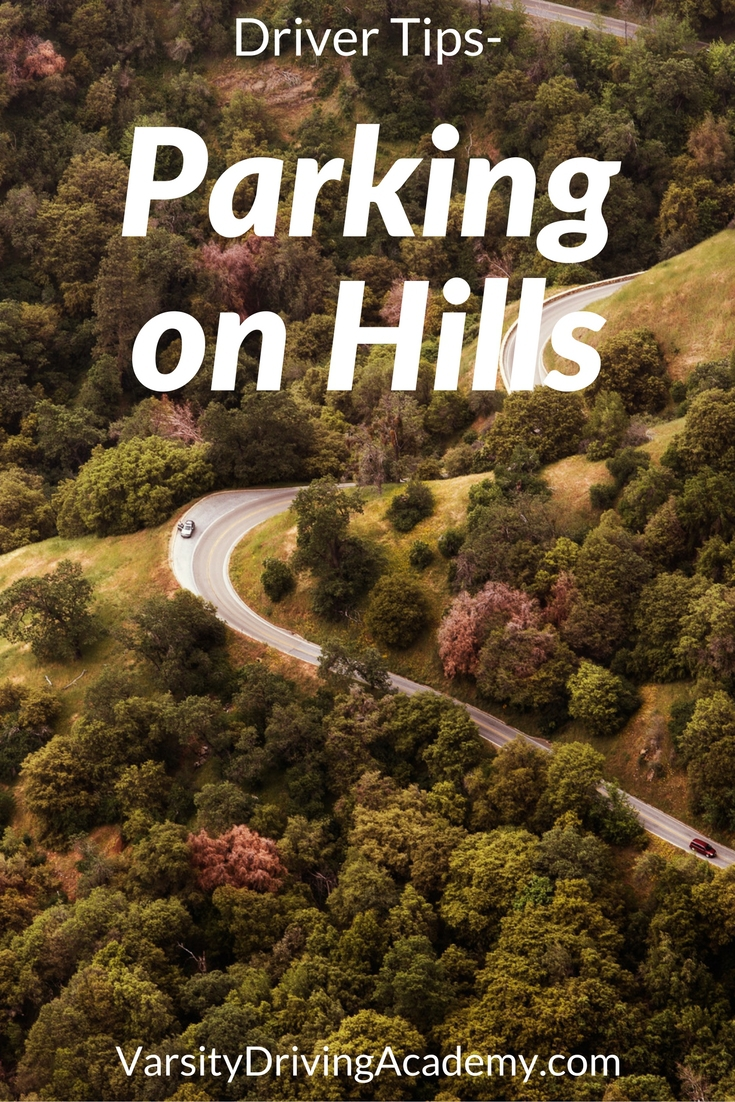 Parking on hills is very different than parking on flat land and erquires a few extra steps that everyone should know before it's too late.