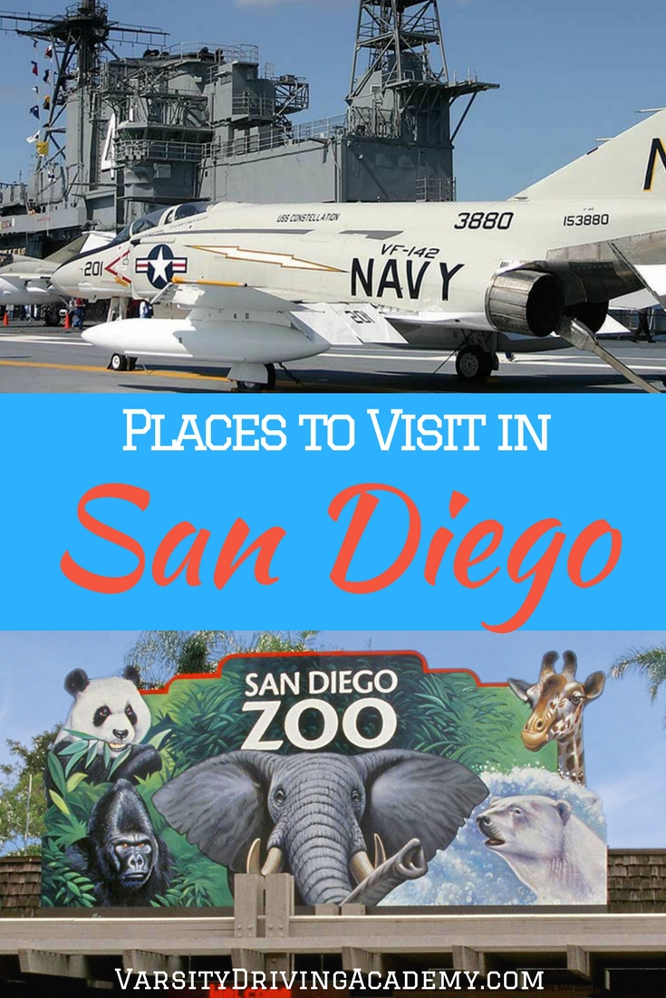 Best Day Trips in and Around San Diego - TripSavvy