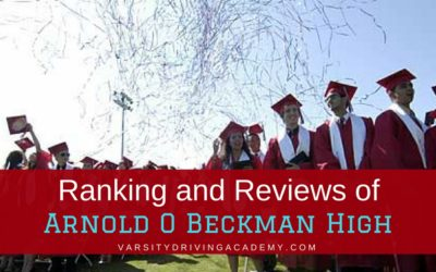 Arnold O Beckman High School Ranking and Reviews