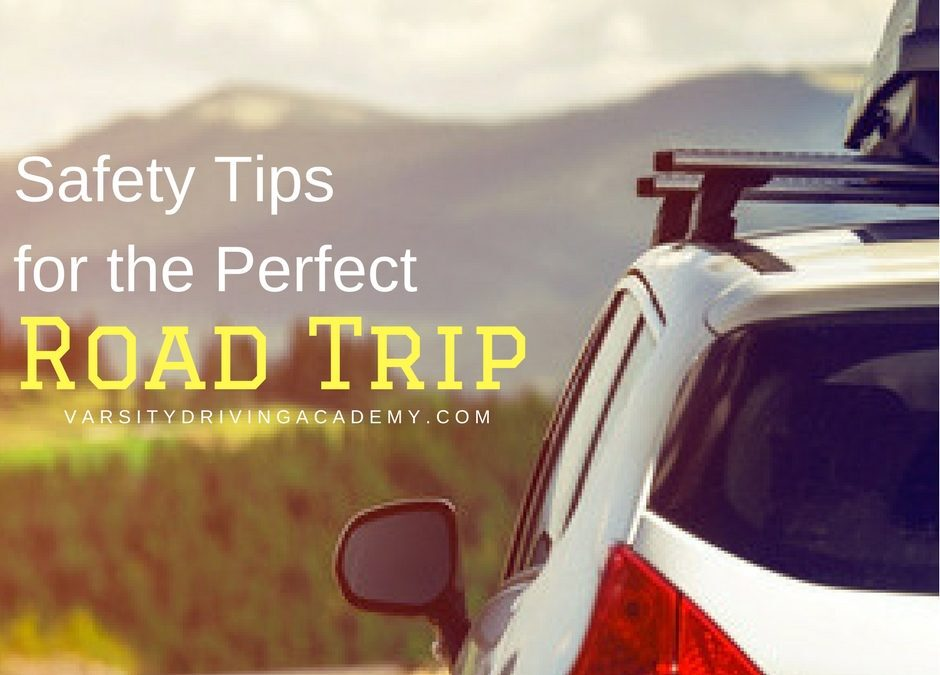 Make some memories this summer with the help of some of the best road trip safety tips to get you on the road to happiness.