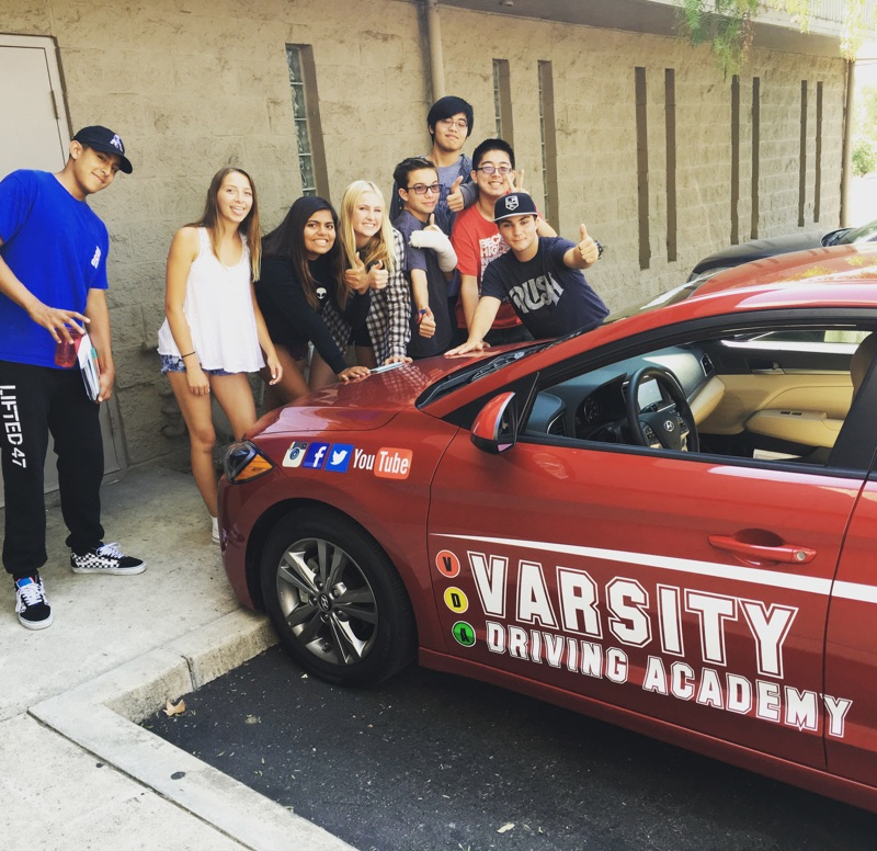Welcome to Varsity Driving Academy, your #1 rated Saddleback Valley Christian High School Driver's Ed. We focus on safe and defensive driving practices.