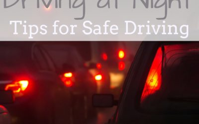 Driving at Night: Tips for Safe Driving