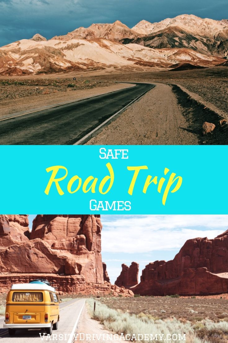 Take to the roadways any time of year and enjoy some fun, safe road trip games that will help you fight any boring moments during your trip.