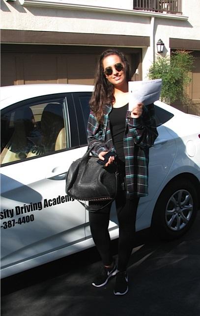 Varsity Driving Academy Driving School Graduate