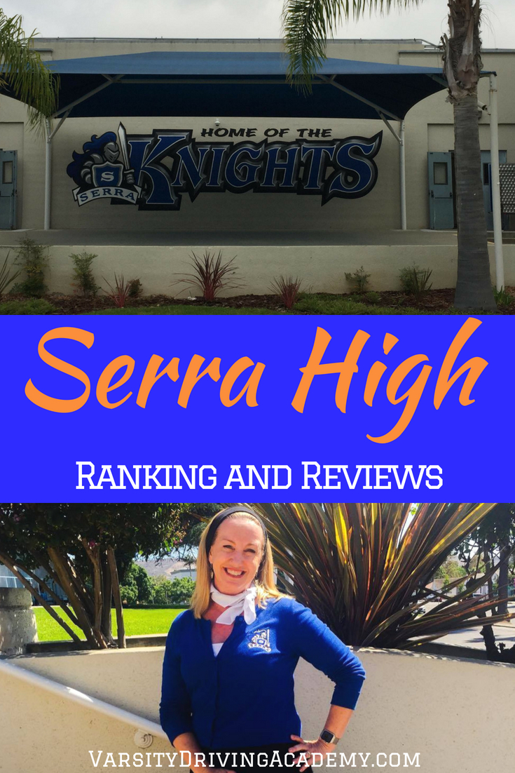 Take the Serra High School ranking and let it help you understand the issues these students face every day as it pertains to their education.
