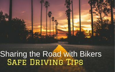 Sharing the Road with Bikers – Tips for Drivers