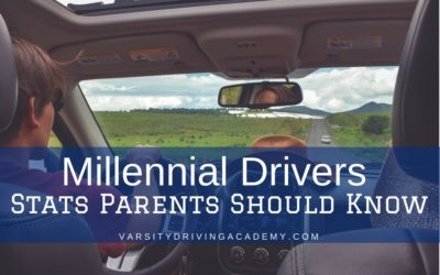 What Parents Need to Know About Millennial Drivers