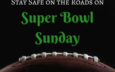 Stay Safe on the Roads on Super Bowl Sunday