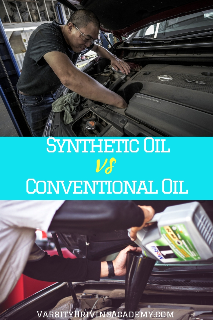 When you're choosing between synthetic oil vs conventional oil you will want to know the differences between them first.