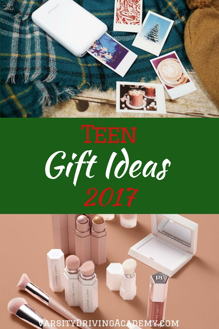 The perfect teen gift ideas 2017 will help you stay on trend this year while shopping for holiday gifts no matter who the recipient may be.