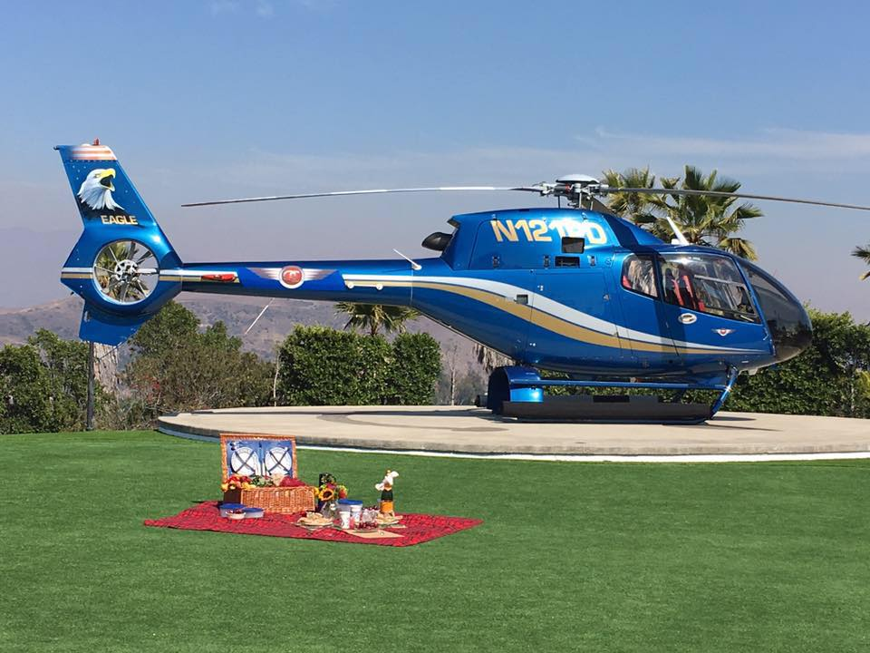 Things to Do in Orange County Helicopter Tours