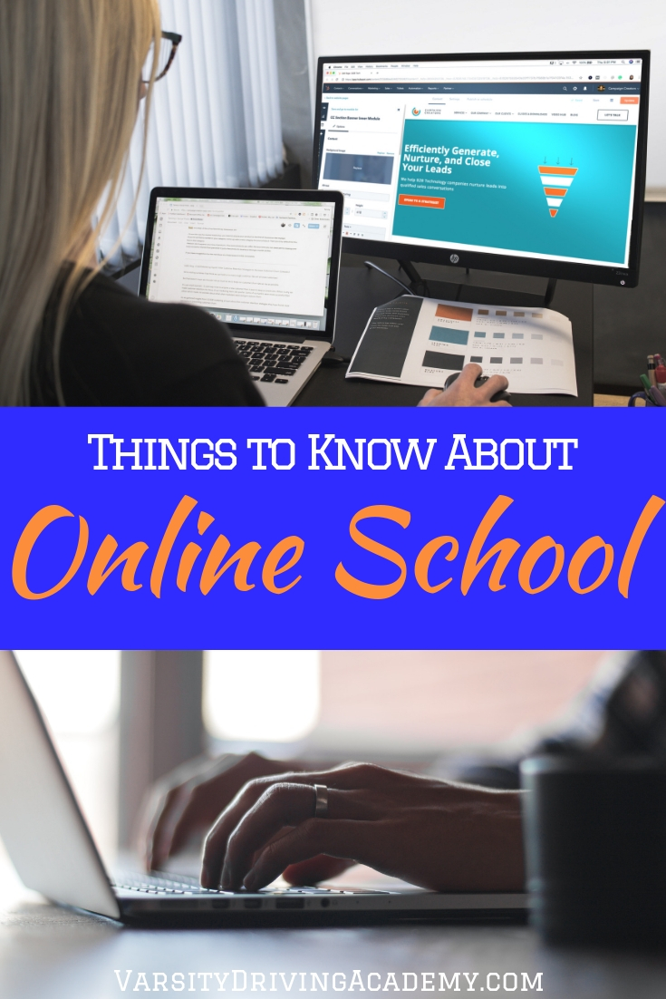There are a few things to know about online driving school that could help you enter the program on the right foot and succeed in the end.