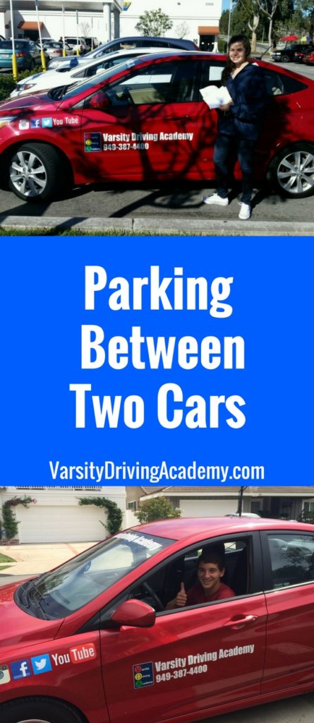 Finding the right parking space can be difficult, but parking between two cars can make people search even longer unless you have some tips.