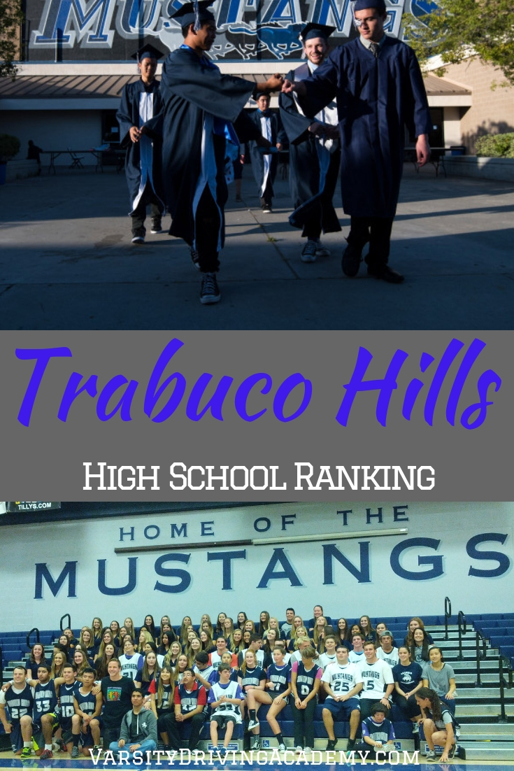 Examine the Trabuco Hills High School ranking and find out just how well it does its job preparing students for the future ahead of them.