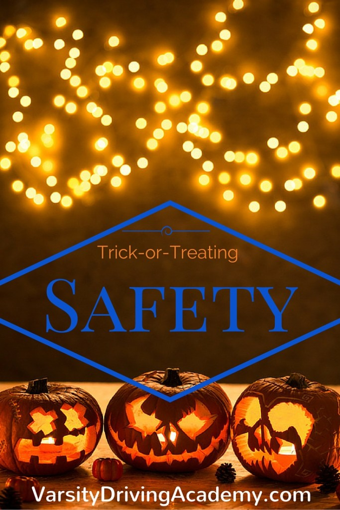 Treak-or-Treating Safety