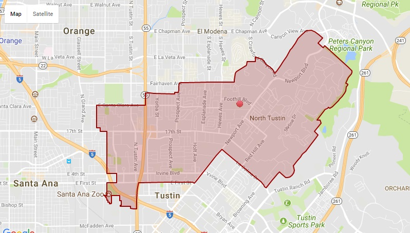 Let's take a closer look at the boundaries of Tustin high schools and determine which one your student will be attending.