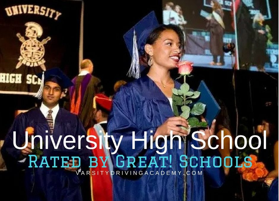 Great! Schools ranks and reviews schools all over the country and University High School is among the top rated in the country.