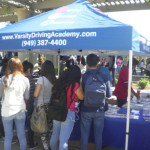 VDA Driving School Event Tustin High School