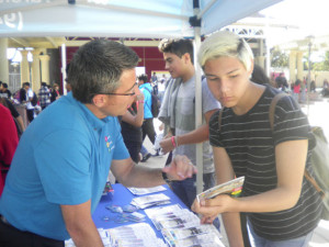 VDA Driving School Event Tustin High Trainer