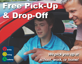 Free Pick-Up and Drop Off