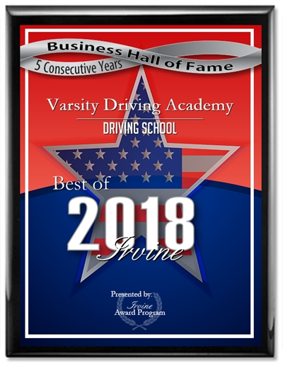 Varsity Driving Academy - Voted Best of 2018 Driving Schools in Irvine