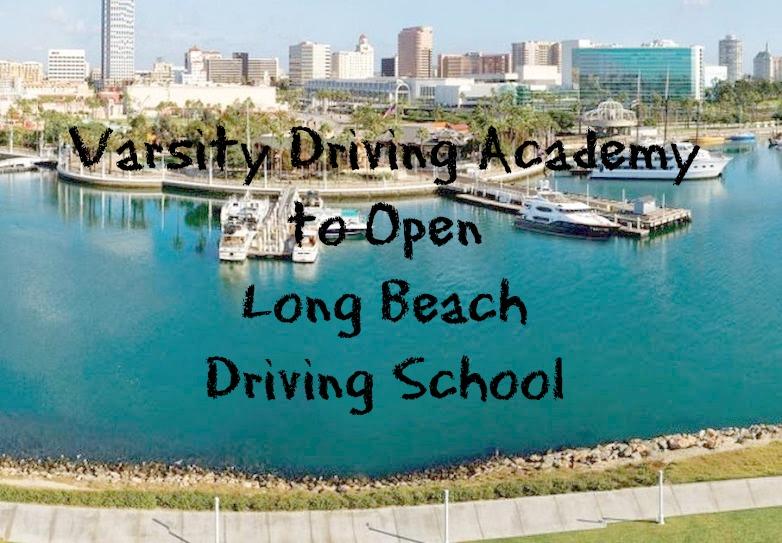 Varsity Driving Academy to Open Long Beach Driving School