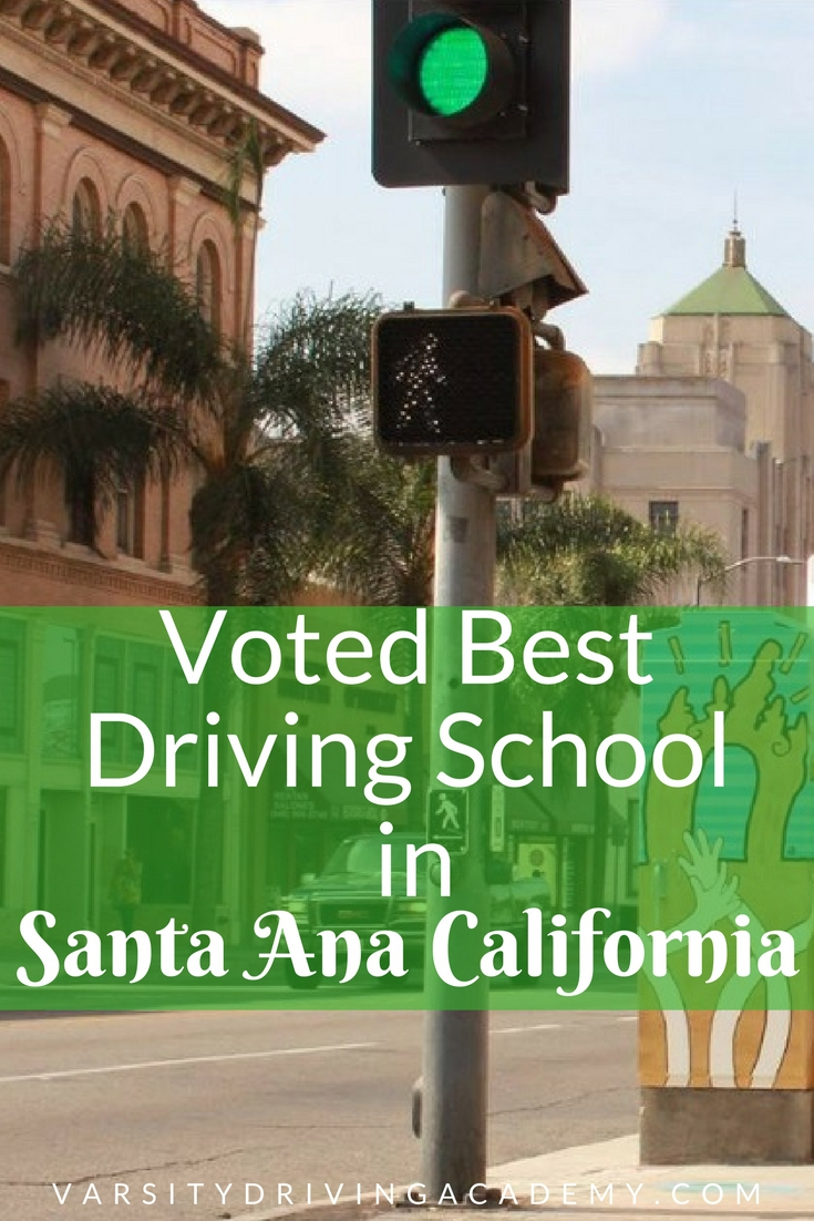 Many things go into making the best driving school in Santa Ana or any area, and Varsity Driving Academy has them all at your disposal.