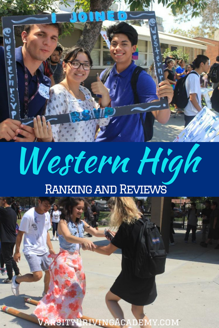 Taking a look at Western High School ranking we see that there is room for improvement in a few different areas of education.