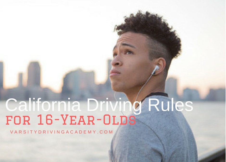 California Driving Rules For 16 Year Olds Vda Driving School 1 In Oc