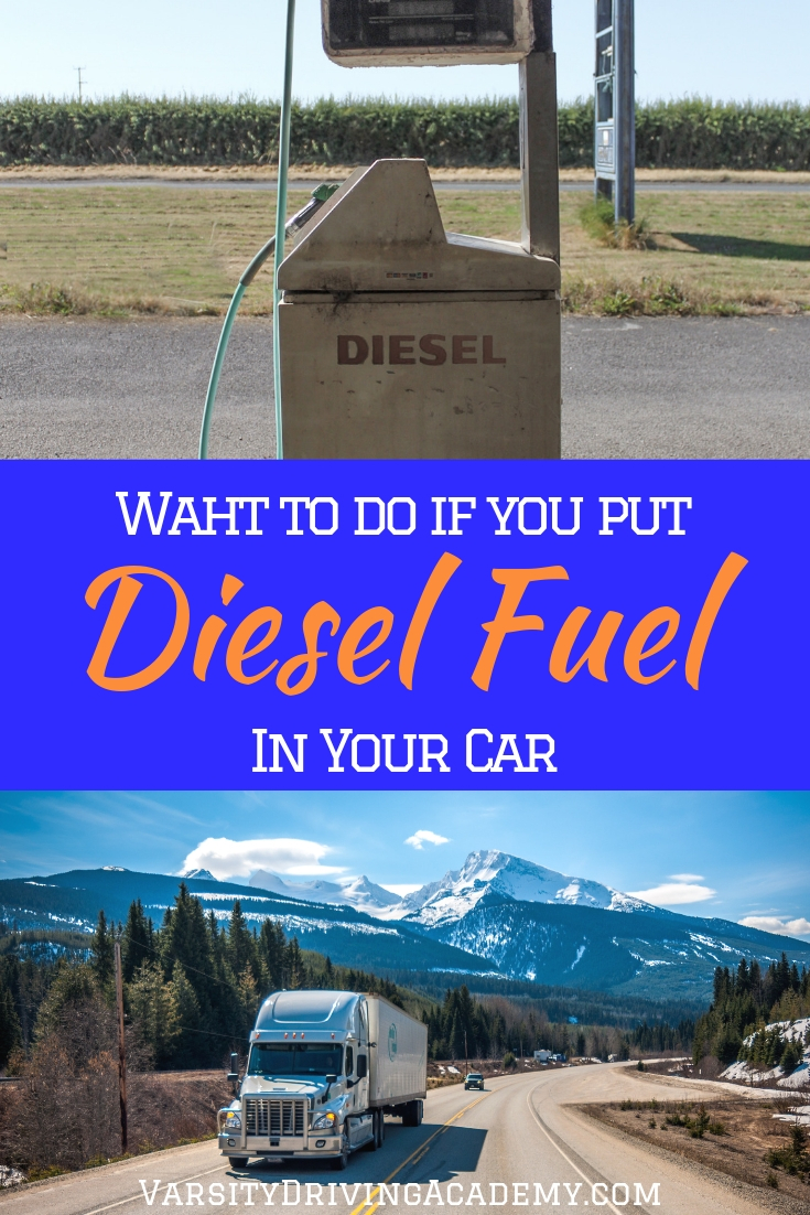 There is one question that hopefully never needs to be asked in the lifetime of your car, what happens if I put diesel in my gas tank?