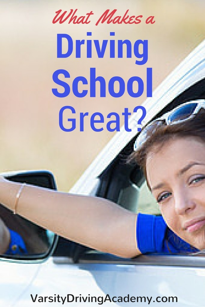 What Makes a Driving School Great