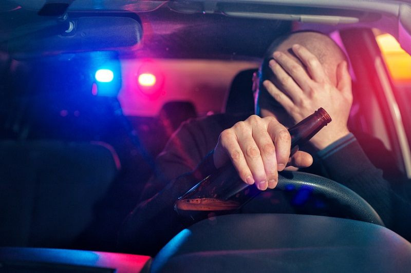 Being a responsible driver doesn't always happen behind the wheel, sometimes it happens when we need to help someone if they try to drive impaired.