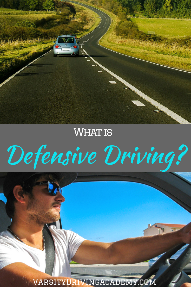 What is defensive driving? It's more than a driving technique, it could be a lifesaver that you should come to rely on often.