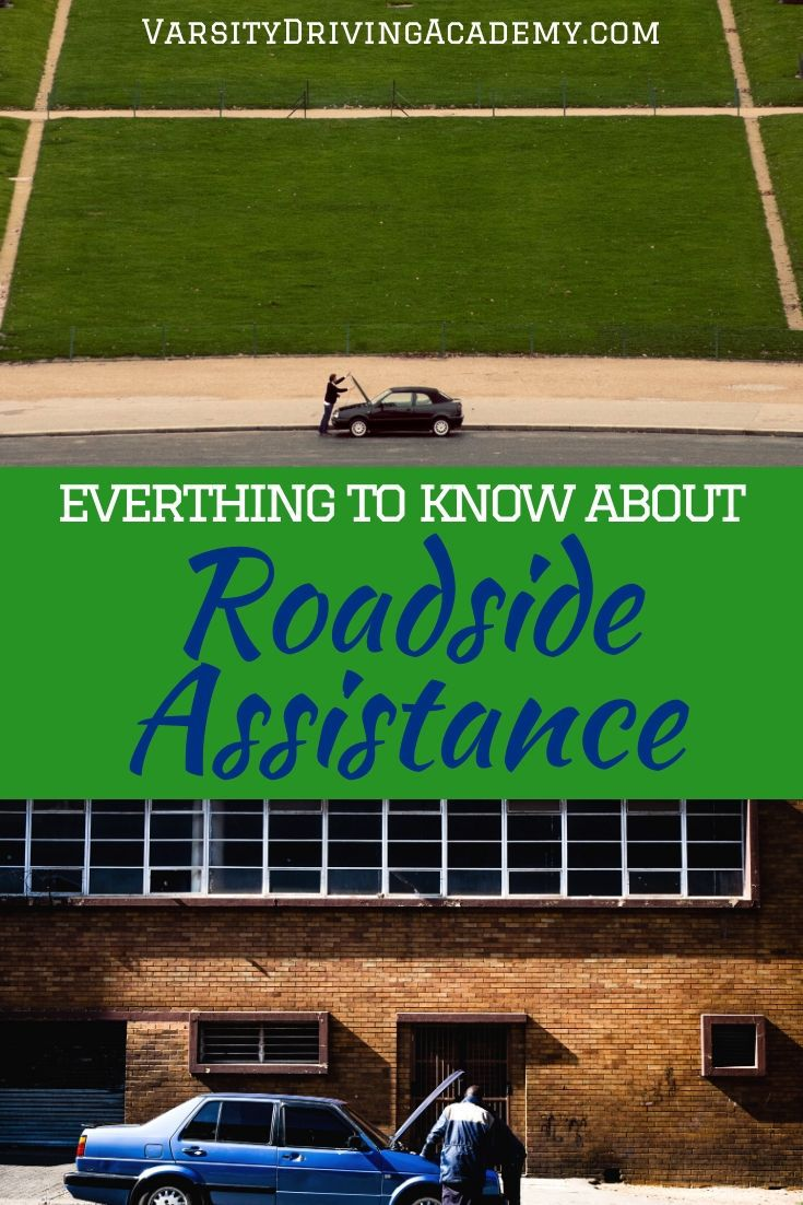 What is roadside assistance? The answer is in the name but there is far more to it than just getting assistance on the side of the road.