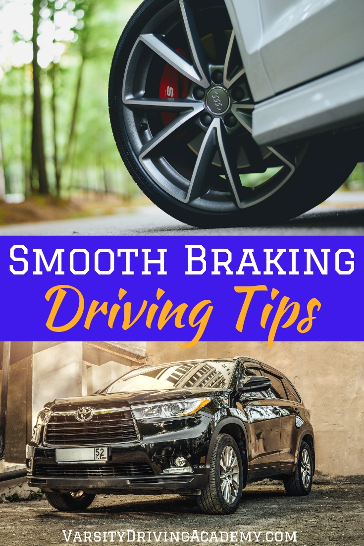 Find out what smooth braking is before using smooth braking tips to help you take better care of your car and drive safely.
