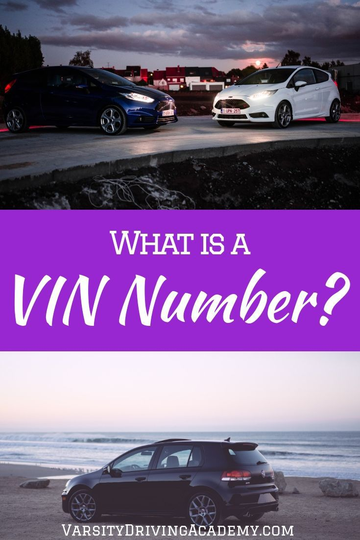 What is a VIN number, why is it important to your car, why do we have it and who uses it? The answers are simple and very easy to understand.