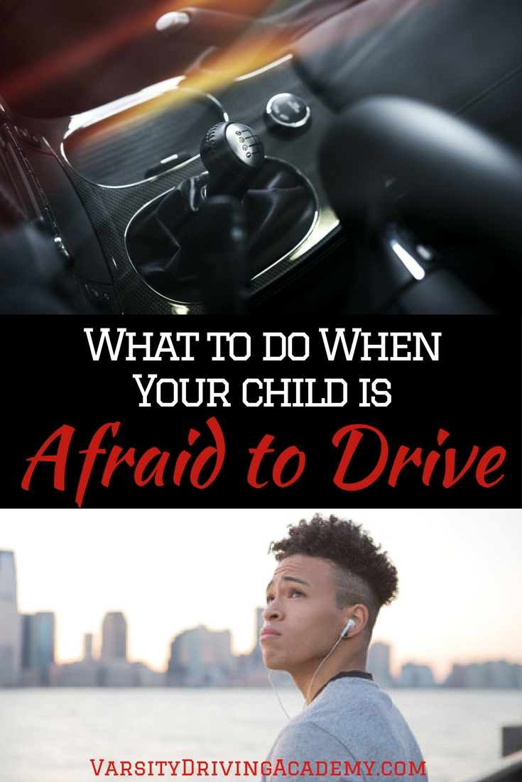 There are ways to help when your child is afraid to drive that could help them get over that fear and receive their license and many of them are simple.