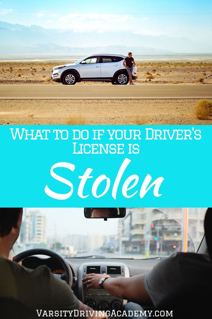 You should know what to do if your drivers license is stolen so that you don't have to panic and can get back on the road as soon as possible.
