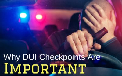 DUI / Driver's License Checkpoint in San Clemente